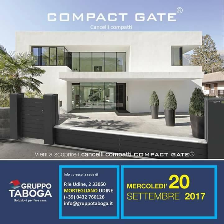 Gruppo Taboga Udine Compact Gate